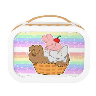 Sleepy Neapolitan Pets (Lunch Box) Lunch Box