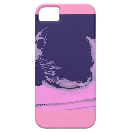 Sleepy Otter iPhone 5 Cases