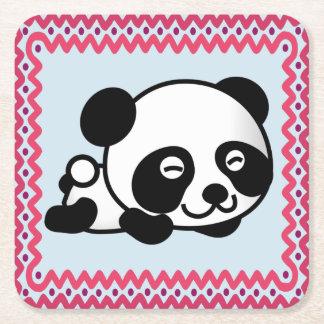 Sleepy Panda Coaster