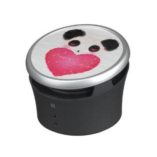 Sleepy Panda Heart Speaker