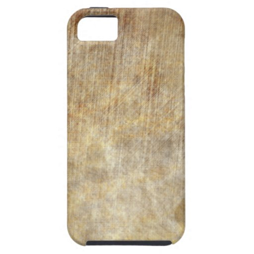 Sleepy Parchment iPhone 5 Covers