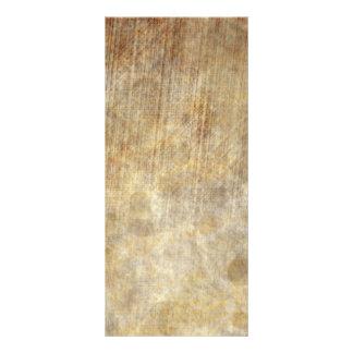 Sleepy Parchment Custom Rack Cards