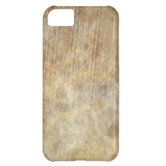 Sleepy Parchment iPhone 5C Case