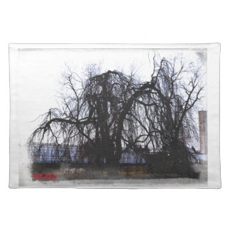 Sleepy Willow Placemats