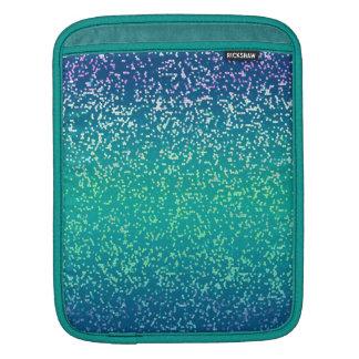 Sleeve iPad Glitter Graphic Background