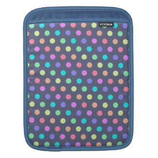 Sleeve iPad Hot Polka Dots