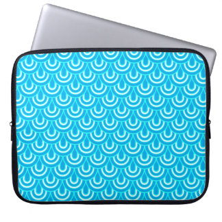 Sleeve Laptop Seamless retro pattern