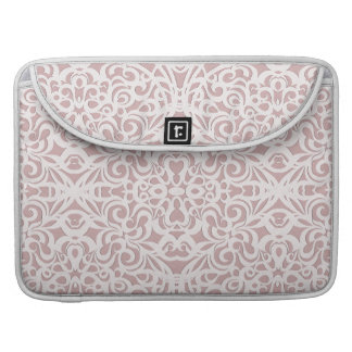Sleeve MacBook Floral abstract background