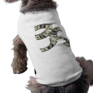 $ SLEEVELESS DOG SHIRT