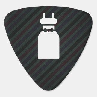 Sleeveless Dresses Minimal Guitar Pick