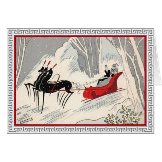 Sleigh Ride Sophisticates Card