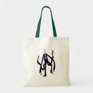 Slender Man - Book of Monsters Halloween Tote Bag