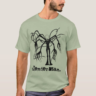 slenderman. T-Shirt