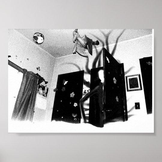 Slenderman's closet poster