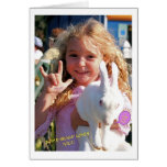 SLG Happy Easter card