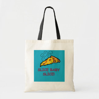 slice baby slice bag! tote bag