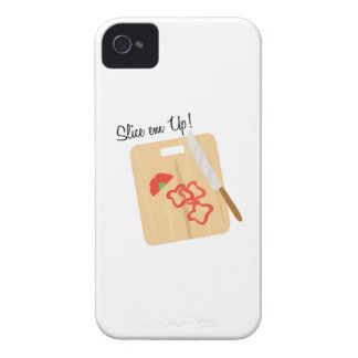 Slice Em Up! iPhone 4 Covers