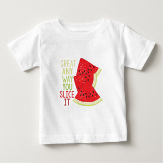 Slice It Baby T-Shirt