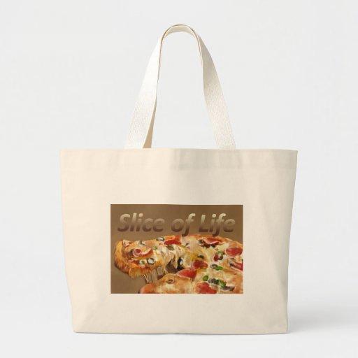 Slice of Life Tote Bag
