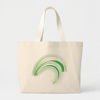 Slice of Lime Tote Bags