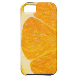 Slice Of Orange iPhone 5 Cases