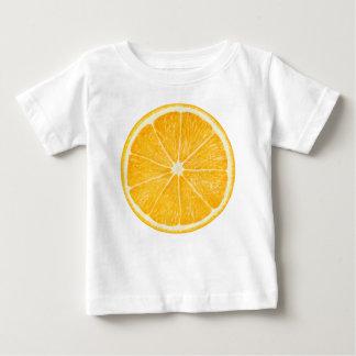 Slice of orange t-shirt