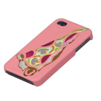 Slice of Pizza iPhone 4 Case