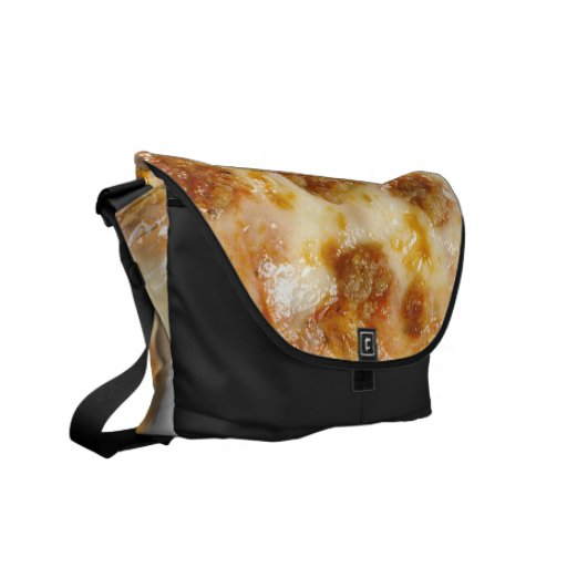 Slice of Pizza Courier Bag