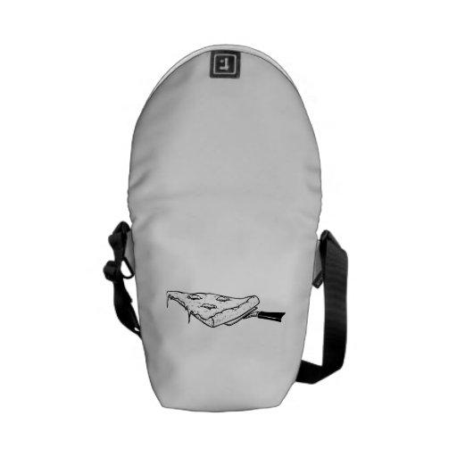 Slice of Pizza Messenger Bag