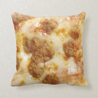 Slice of Pizza Throw Pillow