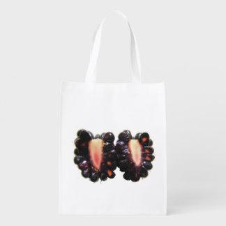 Sliced Blackberry ~ Poly bag