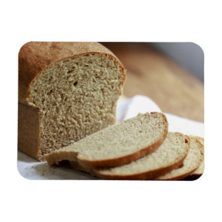 Sliced Bread photo Magnet