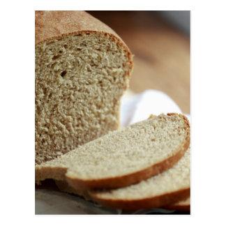 Sliced Bread photo Postcard