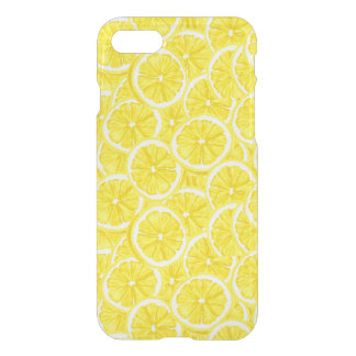 Sliced Lemon Pattern iPhone 8/7 Case
