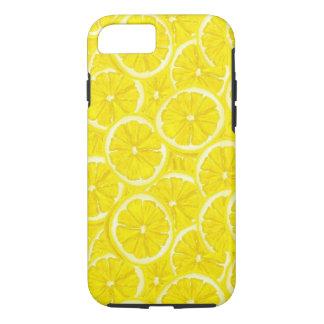 Sliced Lemon Pattern iPhone 8/7 Case