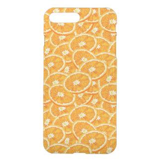 Sliced Orange Pattern iPhone 8 Plus/7 Plus Case