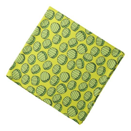 Sliced Pickles Kerchief