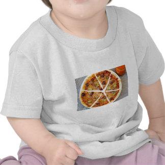Sliced Tortilla Pizza Shirts