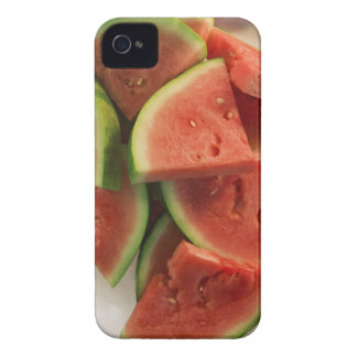 Slices of watermelon iPhone 4 Case-Mate cases