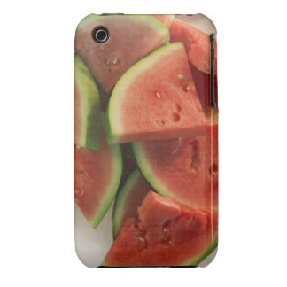 Slices of watermelon Case-Mate iPhone 3 cases