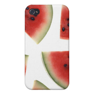Slices of Watermelon iPhone 4 Covers