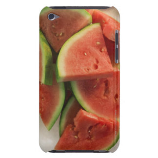 Slices of watermelon iPod touch cases