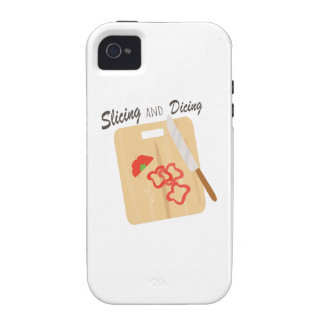 Slicing And Dicing Case For The iPhone 4