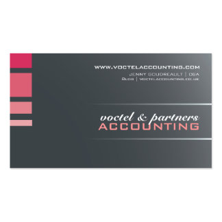 Slick Corporate Business Card
