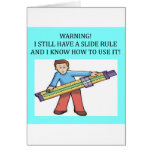 slide rule math humour
