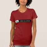 Slide To Unlock Tshirts