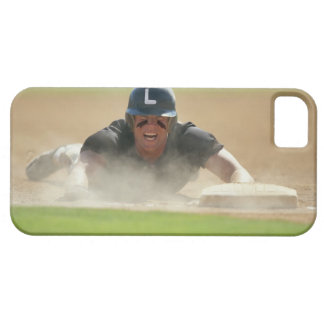 Sliding into Base Barely There iPhone 5 Case