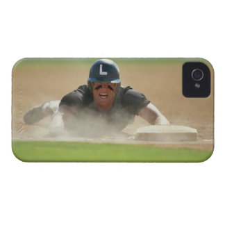 Sliding into Base Case-Mate iPhone 4 Case