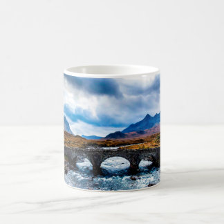 Sligachan Bridge Mug for Magic Breakfast