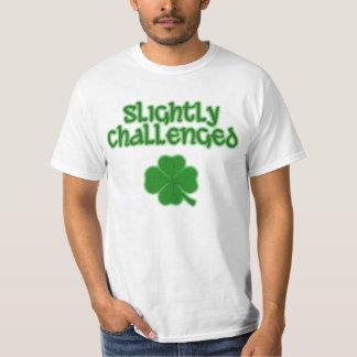 Slightly Challenged St. Patricks Day Shirt